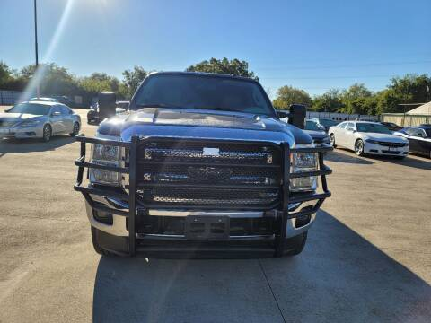 2015 Ford F-250 Super Duty for sale at JJ Auto Sales LLC in Haltom City TX