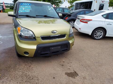 2011 Kia Soul for sale at Car Connection in Yorkville IL