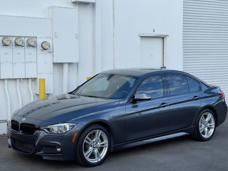 2018 BMW 3 Series for sale at Corsa Exotics Inc in Montebello CA