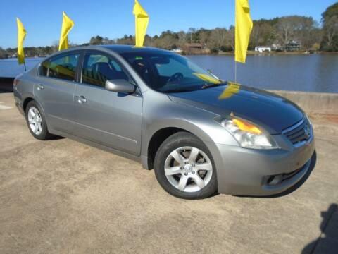 2007 Nissan Altima for sale at Lake Carroll Auto Sales in Carrollton GA
