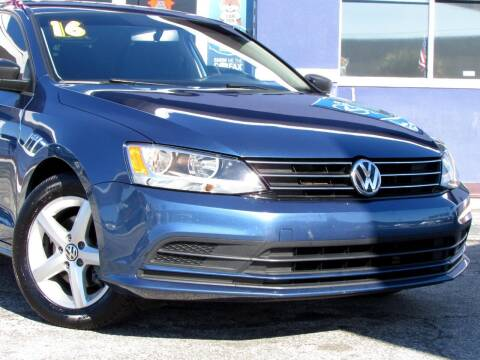2016 Volkswagen Jetta for sale at Orlando Auto Connect in Orlando FL