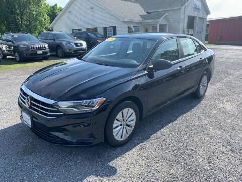 2020 Volkswagen Jetta for sale at Evia Auto Sales Inc. in Glens Falls NY