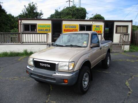 2000 Toyota Tacoma for sale at Unlimited Auto Sales Inc. in Mount Sinai NY