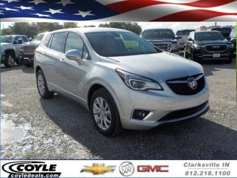 2019 Buick Envision for sale at COYLE GM - COYLE NISSAN in Clarksville IN