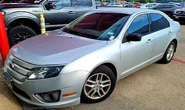 2012 Ford Fusion for sale at Dorsey Auto Sales in Tyler TX