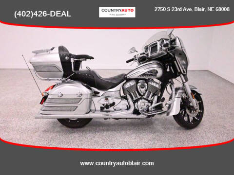 2018 Indian Chieftain
