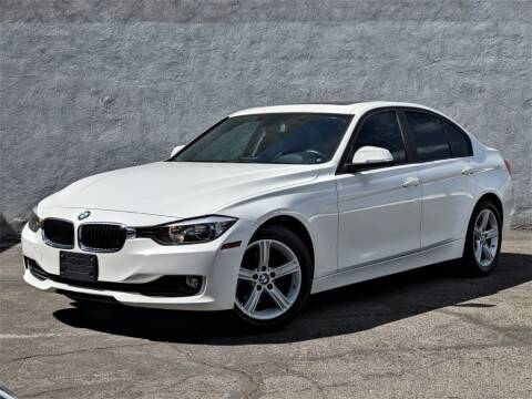 2014 BMW 3 Series for sale at Divine Motors in Las Vegas NV