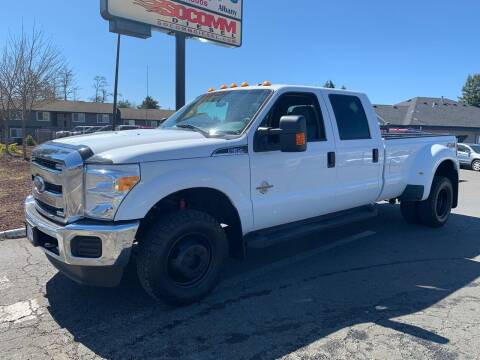 2016 Ford F-350 Super Duty for sale at South Commercial Auto Sales in Salem OR
