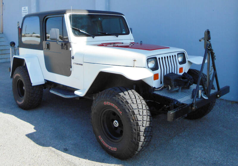 1971 Jeep Wrangler for sale at M G Motor Sports in Tulsa OK