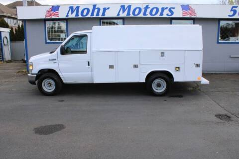 2014 Ford E-Series Chassis for sale at Mohr Motors in Salem OR