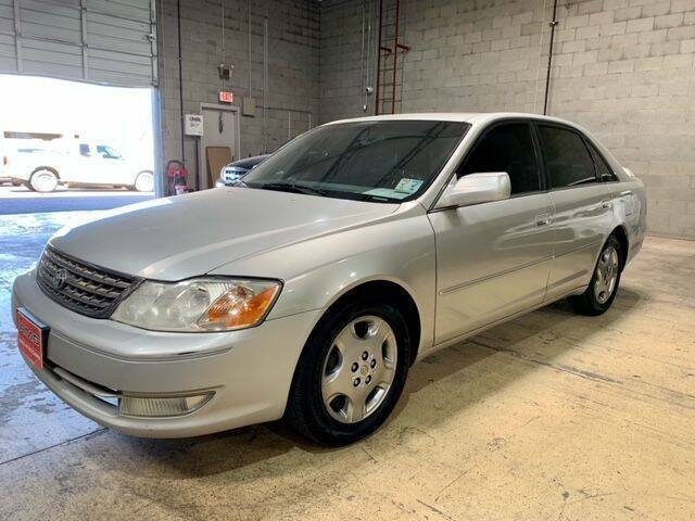 2003 Toyota Avalon for sale at Atwater Motor Group in Phoenix AZ