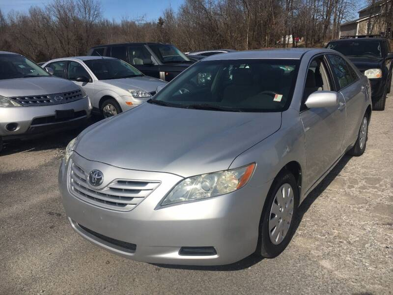 2008 Toyota Camry for sale at Best Buy Auto Sales in Murphysboro IL