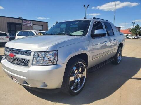 2013 Chevrolet Avalanche for sale at Bryans Car Corner in Chickasha OK