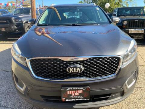 2017 Kia Sorento for sale at Best Cars R Us in Plainfield NJ