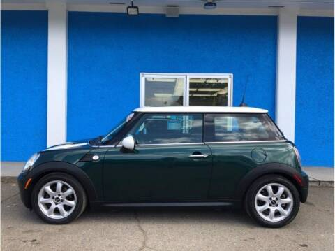 2008 MINI Cooper for sale at Khodas Cars in Gilroy CA