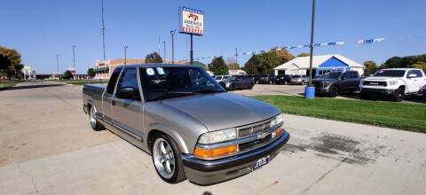 2003 Chevrolet S-10 for sale at America Auto Inc in South Sioux City NE