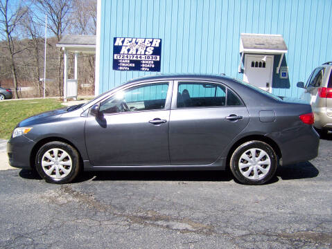 2009 Toyota Corolla for sale at Keiter Kars in Trafford PA
