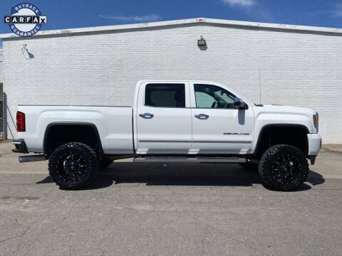 2015 GMC Sierra 2500HD for sale at Smart Chevrolet in Madison NC