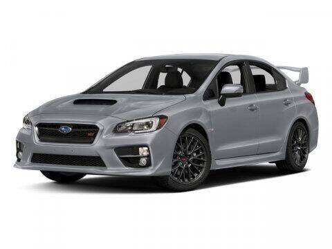 2017 Subaru WRX for sale at J T Auto Group in Sanford NC