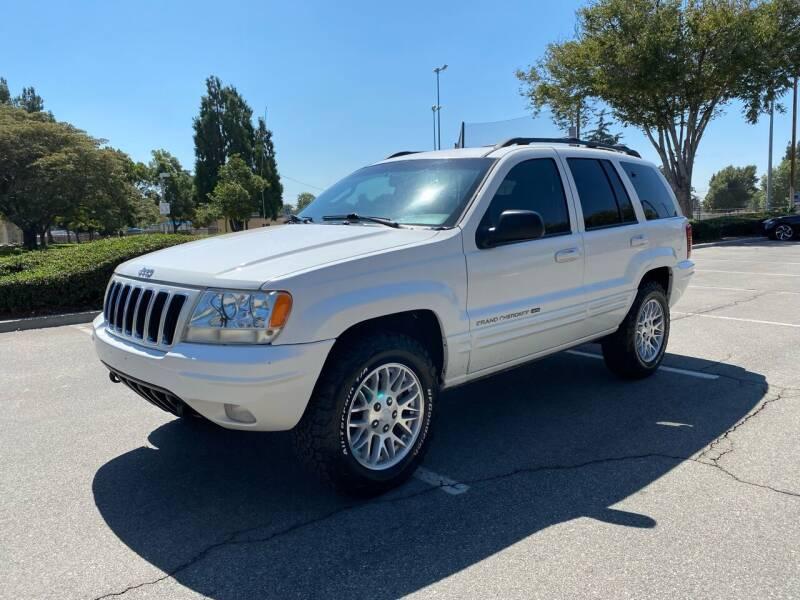 2003 Jeep Grand Cherokee for sale at Alltech Auto Sales in Covina CA