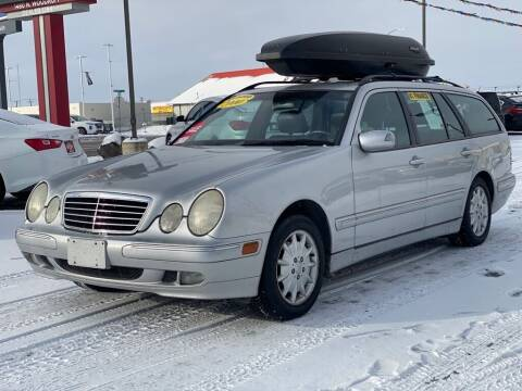 2000 Mercedes-Benz E-Class for sale at Right Price Auto in Idaho Falls ID