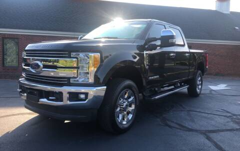 2017 Ford F-250 Super Duty for sale at Creekside Automotive in Lexington NC