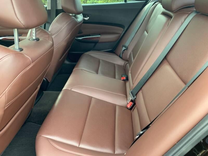 2016 Acura TLX 4dr Sedan - Davie FL