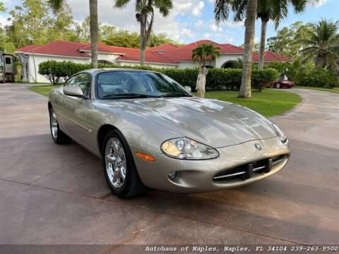 1998 Jaguar XK-Series for sale at Autohaus of Naples Inc. in Naples FL