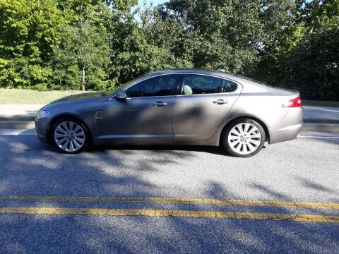 2009 Jaguar XF for sale at Empire Automotive of Atlanta in Atlanta GA