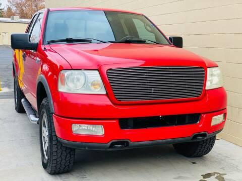 2004 Ford F-150 for sale at Auto Zoom 916 in Rancho Cordova CA