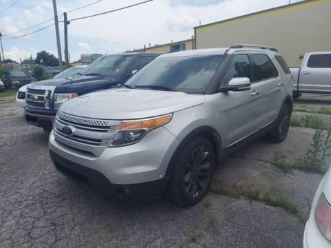 2014 Ford Explorer for sale at Suzuki of Tulsa - Global car Sales in Tulsa OK