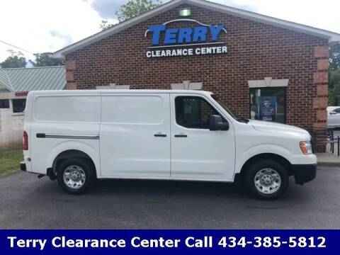 2019 Nissan NV Cargo for sale at Terry Clearance Center in Lynchburg VA