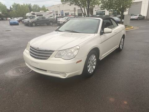 2010 Chrysler Sebring for sale at Super Bee Auto in Chantilly VA