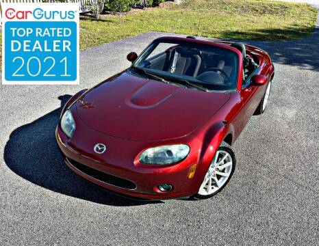 2007 Mazda MX-5 Miata for sale at Brothers Auto Sales of Conway in Conway SC