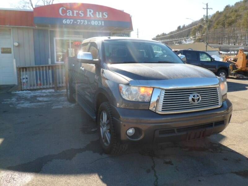 2013 Toyota Tundra for sale at Cars R Us in Binghamton NY