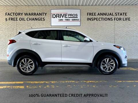 2017 Hyundai Tucson for sale at Drive Pros in Charles Town WV