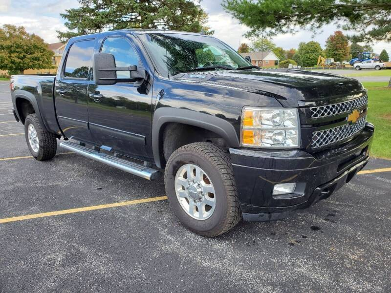 2014 Chevrolet Silverado 2500HD for sale at Tremont Car Connection in Tremont IL