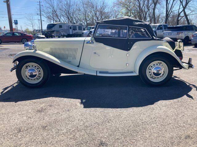 1950 MG TD for sale in San Antonio, TX