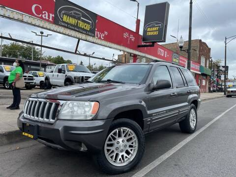 2004 Jeep Grand Cherokee for sale at Manny Trucks in Chicago IL