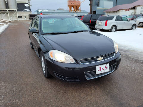 2012 Chevrolet Impala for sale at J & S Auto Sales in Thompson ND