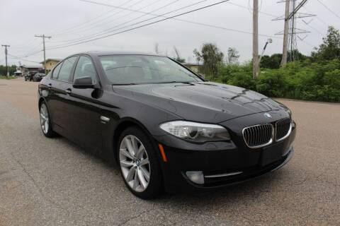 2011 BMW 5 Series for sale at Imotobank in Walpole MA