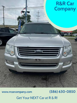 2010 Ford Explorer for sale at R&R Car Company in Mount Clemens MI