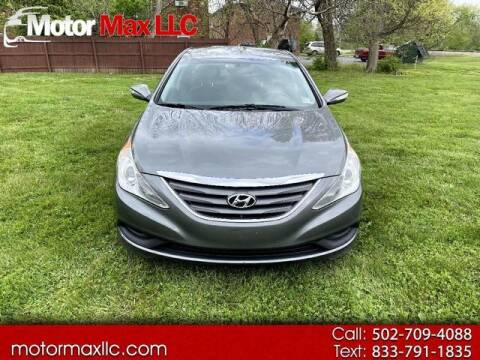 2014 Hyundai Sonata for sale at Motor Max Llc in Louisville KY