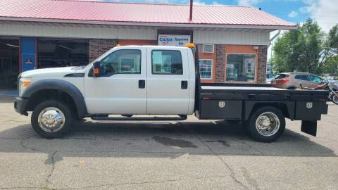 2011 Ford F-550 Super Duty for sale at Twin City Motors in Grand Forks ND