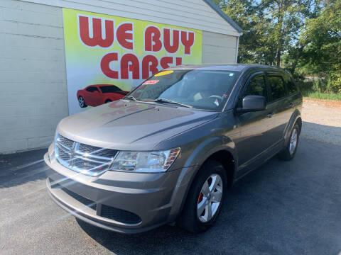 2013 Dodge Journey for sale at Right Price Auto Sales in Murfreesboro TN