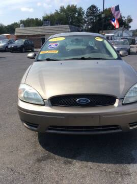 2007 Ford Taurus for sale at Lancaster Auto Detail & Auto Sales in Lancaster PA
