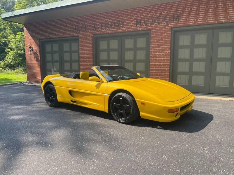 1999 Ferrari F355 for sale at Jack Frost Auto Museum in Washington MI