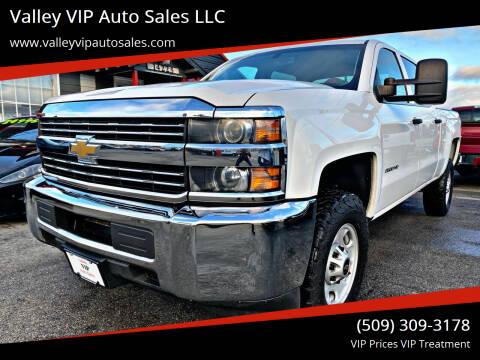 2015 Chevrolet Silverado 2500HD for sale at Valley VIP Auto Sales LLC in Spokane Valley WA