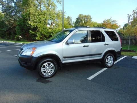 2004 Honda CR-V for sale at CR Garland Auto Sales in Fredericksburg VA