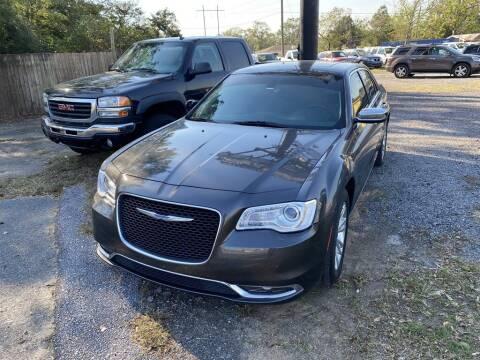2017 Chrysler 300 for sale at THE COLISEUM MOTORS in Pensacola FL